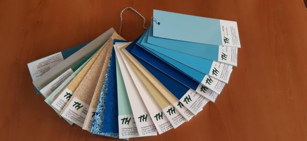 Catalogo de colores