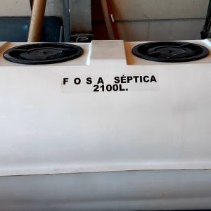 Fosa Séptica 2100 Litros